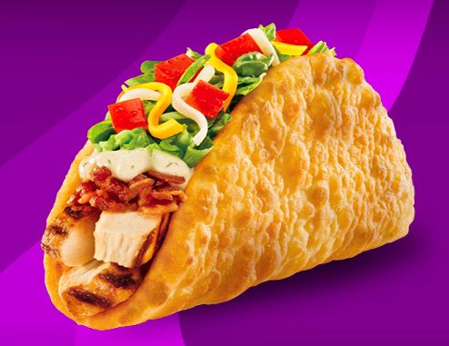 Taco Bell Most Healthy Fast Food